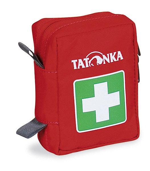 Сумка для медикаментов (аптечка) Tatonka First Aid XS, цвет: красный. 2807.0152807.015Компактная походная аптечка (без содержимого). Аптечка имеет молнию по периметру и петлю для крепления на пояс.Особенности:молния по периметру,петля для крепления на пояс,сетчатый кармашек внутри,прочный материал.