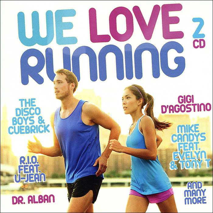 We Love Running (2 CD)
