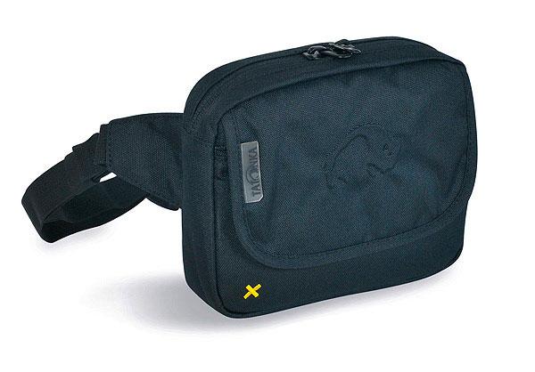 Поясная сумочка-органайзер Tatonka Travel Organizer, цвет: черный. 2912.0402912.040Сумочка оснащена хорошо закрываемым расширяющимся передним отделением, специально предусмотренным для письменных принадлежностей местом, а так же регулируемым ремнем на фастексе. Материал: Textrem 6.6, 450 HD Polyoxford.