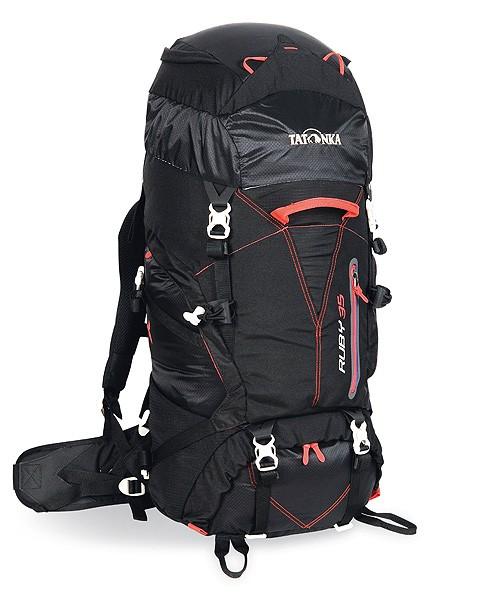 Рюкзак спортивный Tatonka Ruby 35, цвет: черный