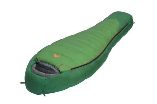 Спальный мешок Alexika  Mountain , цвет: зеленый, правосторонняя молния. 9221.01011 - Спальные мешки