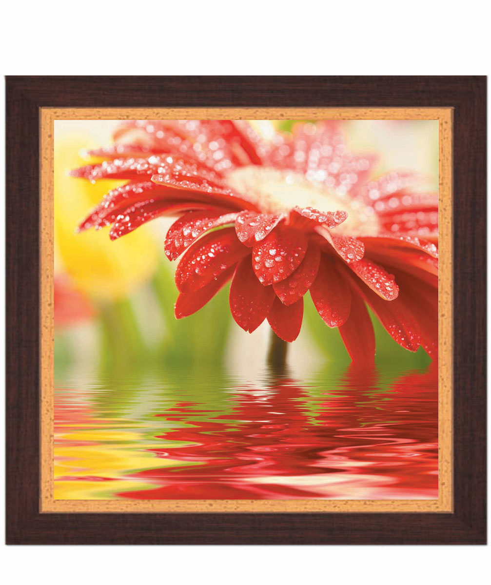 Постер в раме Postermarket Красная хризантема, 30 х 30 см0326-24-60Картина для интерьера (постер) - современное и актуальное направление в дизайне любых помещений.Постер с красочным изображением красной хризантемы оформлен в раму коричневого цвета, выполненную из пластика под дерево. Картина защищена прозрачным пластиком. С задней стороны имеется петелька для подвешивания к стене.Картина может использоваться для оформления любых интерьеров: - дом, квартира (гостиная, спальня, кухня, прихожая, детская); - офис (комната переговоров, холл, кабинет); - бар, кафе, ресторан или гостиница. Картины предоставляемые компанией Постермаркет:- собраны вручную из лучших импортных комплектующих; - надежно упакованы в пленку с противоударными уголками.