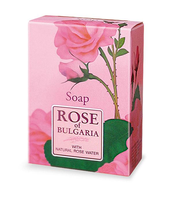 Rose of Bulgaria Мыло с частичками лепестков роз, 100 гMP59.4DКосметическое мыло высочайшего качества. Деликатно, но глубоко очищает кожу, сохраняет ее влагу, делает мягкой, эластической и гладкой. Натуральная формула с содержанием 100% растительного пальмового и кокосового масел. Содержит нежно эксфолиирующие частицы сушеных лепестков болгарской масличной розы излучающих благотворный релаксирующий аромат. Мыло обогащено глицерином, что делает его подходящим для деликатной и чувствительной кожи. Мыло не содержит консервантов.Товар сертифицирован.
