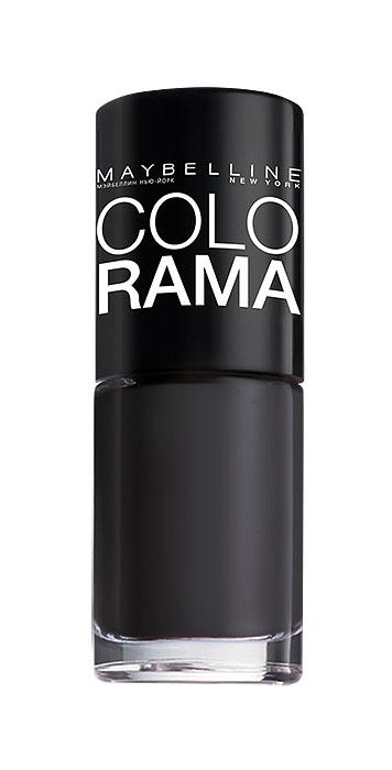 Maybelline New York Лак для ногтей Colorama, оттенок 23, Горький шоколад, 7 млB2068703Самая широкая палитра оттенков новых лаков Колорама.Яркие модные цвета с подиума. Новая формула лака Колорама обеспечивает стойкое покрытие и создает еще более дерзкий, насыщенный цвет, который не тускнеет. Усовершенствованная кисточка для более удобного и ровного нанесения, современная упаковка. Лак для ногтей Колорама не содержит формальдегида, дибутилфталата и толуола.