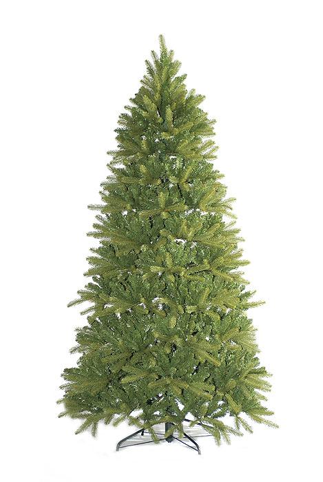Ель Миссури высота 210 см, цвет: зеленый145-109Искусственная елка Миссури, выполненная их ПВХ - прекрасный вариант для оформления интерьера к Новому году. В комплект входит: металлическая подставка, болты, ствол, ветки, верхушка. Для сборки нужно соединить части и вставить веточки в пазы ствола. Веточки верхушки распушаются. Ветки елки достаточно толстые, что позволяет им не гнуться и не прогибаться под тяжестью игрушек, легко и быстро распушаются - каждая по отдельности. Иголки не осыпаются, не мнутся, со временем не выцветают.Сказочно красивая новогодняя елка украсит интерьер вашего дома и создаст теплую и уютную атмосферу праздника. Откройте для себя удивительный мир сказок и грез. Почувствуйте волшебные минуты ожидания праздника, создайте новогоднее настроение вашим дорогими близким.