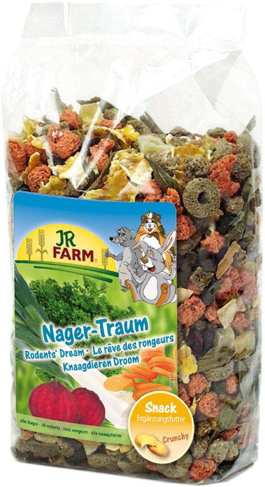 Лакомство для грызунов JR Farm Мечта грызунов, 200 г0120710Лакомство для грызунов JR Farm Мечта грызунов - разноцветная смесь, сделанная из высококачественного сырья и множества овощей. Богата витаминами и легко переваривается!Дополнение к основному корму для грызунов.Состав: шарики петрушки, травяная мука из маиса, пшеницы и шпината, хлопья маиса, морковь, картофель, свекла, лук-порей. Без искусственных красителей и консервантов. Пищевая ценность: белок 15,4%, жиры 2,6%, волокно 14,2%, зола 6,3%.Вес: 200 г. Товар сертифицирован. Уважаемые клиенты! Обращаем ваше внимание на возможные изменения в дизайне упаковки. Качественные характеристики товара остаются неизменными. Поставка осуществляется в зависимости от наличия на складе.