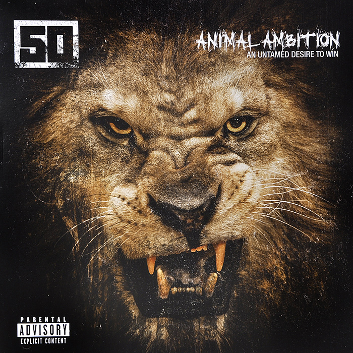 50 Cent Cent. Animal Ambition: An Untamed Desire To Win (2 LP)