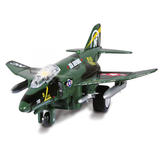 ТехноПарк Самолет USA Air Force, Shantou City Daxiang Plastic Toy Products Co., Ltd