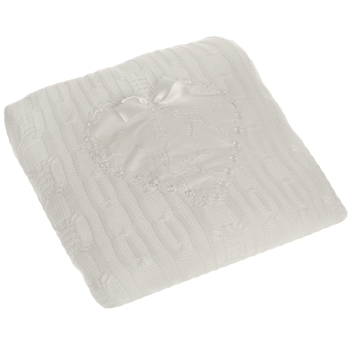 Одеяло-плед Сонный гномик
