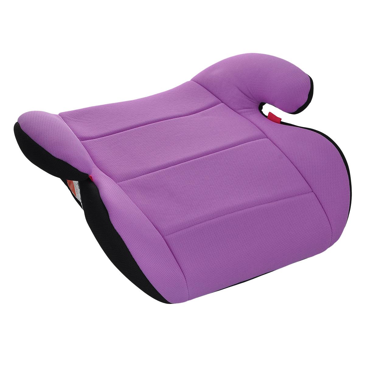 Бустер, цвет: черный, фиолетовый. YB804A-02