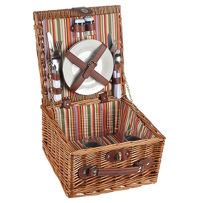 Набор столовых принадлежностей для пикника Феникс-презент, 13 предметов. 33377
