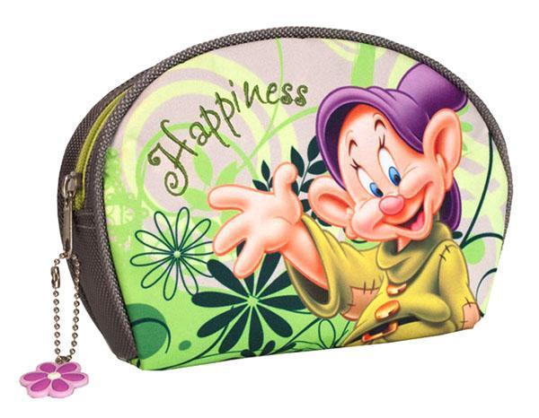 Монопенал Семь Гномов34712Монопеналвмещает большое количество письменных принадлежностей, послужит хорошим дополнением к рюкзаку или ранцу Тип: Мягкий пенал. Пол: Унисекс . Форма: Овал. Материал: Текстиль.