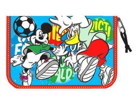 Пенал Mickey Футбол Тип F нап
