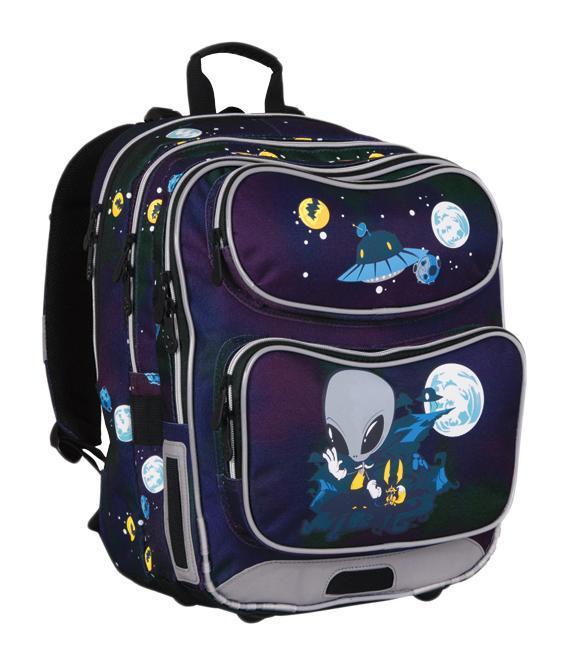 Рюкзак детский TOPGAL CHI-649 / A72523WDШкольный рюкзак с анатомической спинкой, которая не позволяет перегружать позвоночник ребенка. В комплект входит мешок для обуви и защитный чехол.