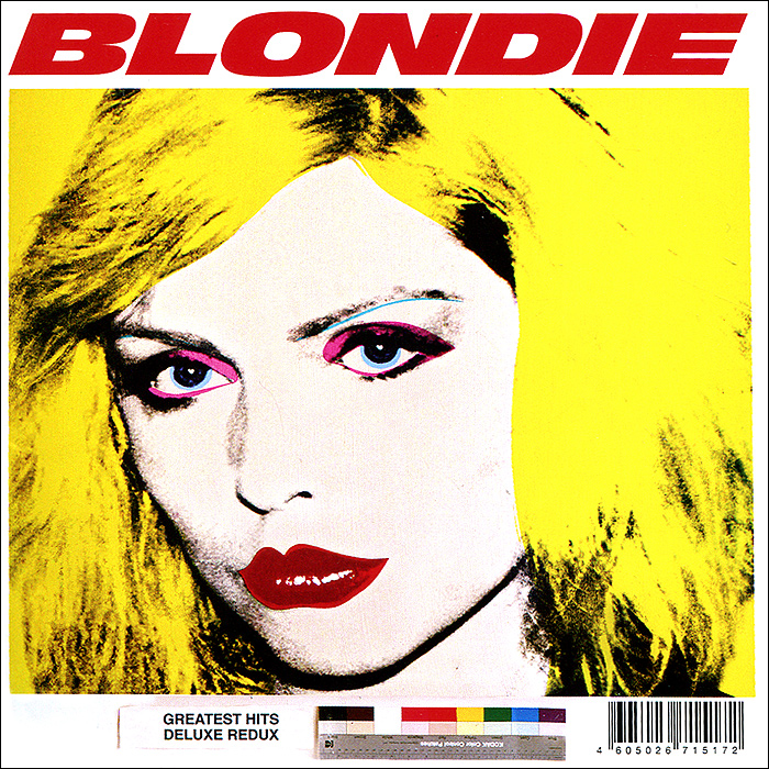 Blondie Blondie. Greatest Hits Deluxe Redux / Ghosts Of Download (2 CD) blondie – pollinator 2 lp