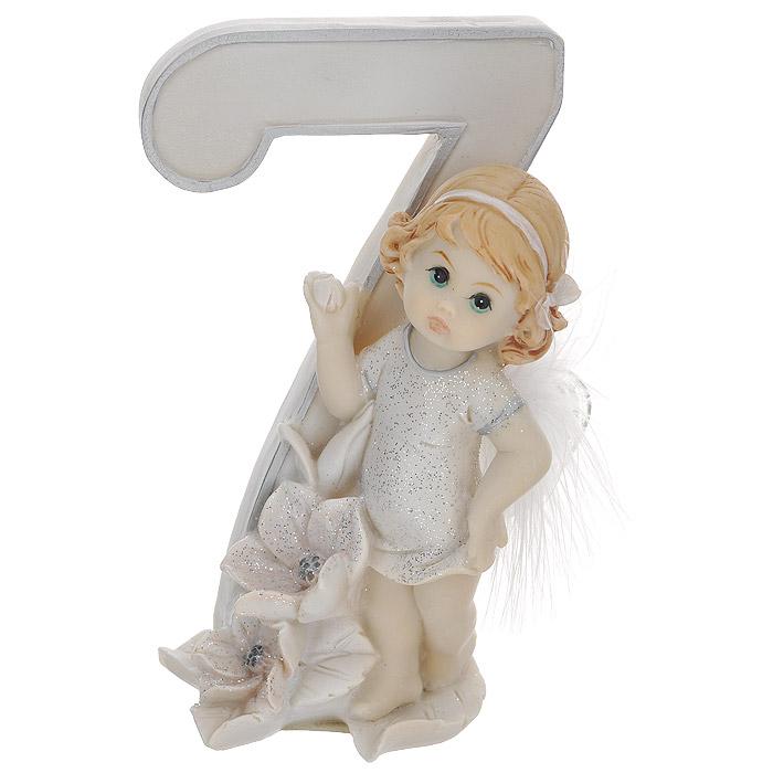 Статуэтка Molento Именинный ангелочек. 7 лет