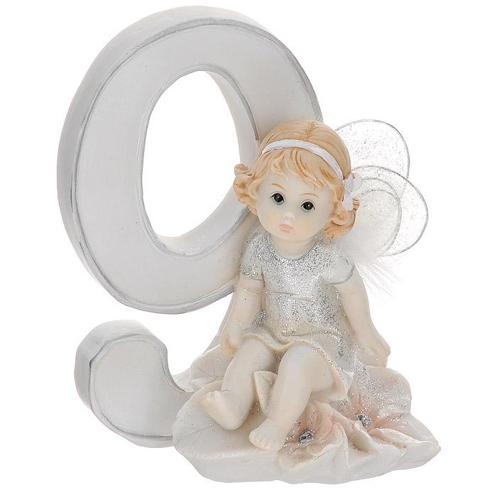 Статуэтка Molento Именинный ангелочек. 9 лет статуэтка мадам с собакой molento