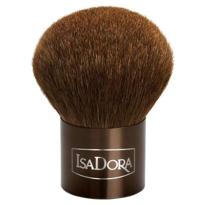 Isa Dora Кисть кабуки для бронзирующей пудры Bronzing Body Brush1301210Круглая кисть кабуки Isa Dora Bronzing Body Brushдля бронзирующей пудры с плотным густым ворсом и ручкой, которую очень удобно держать в руке. Кисть имеет удобную закругленную форму и мягкую упругую щетину, обеспечивающую равномерное нанесение и отличное распределение пудры по коже, а 100% синтетический ворс, подходит для склонной к аллергии кожи.Товар сертифицирован.