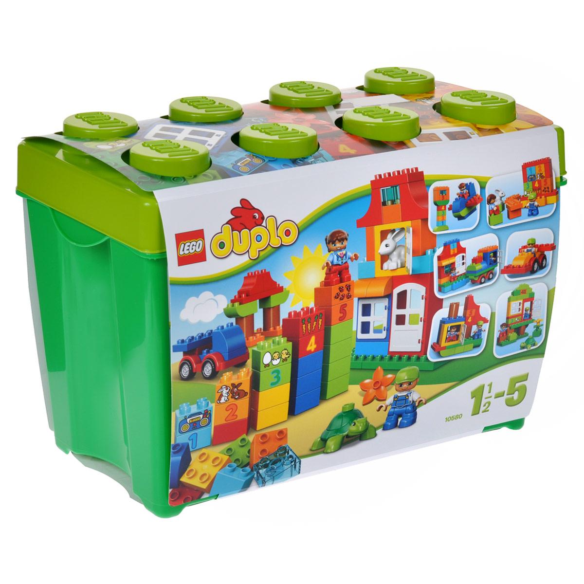 LEGO DUPLO Конструктор Набор для веселой игры 10580