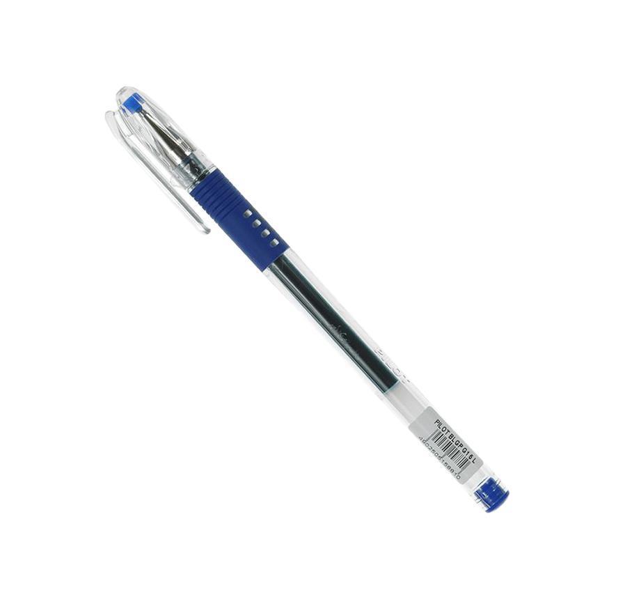 Ручка гелевая Pilot G-1 Grip, цвет: синийBLGP-G1-5-L
