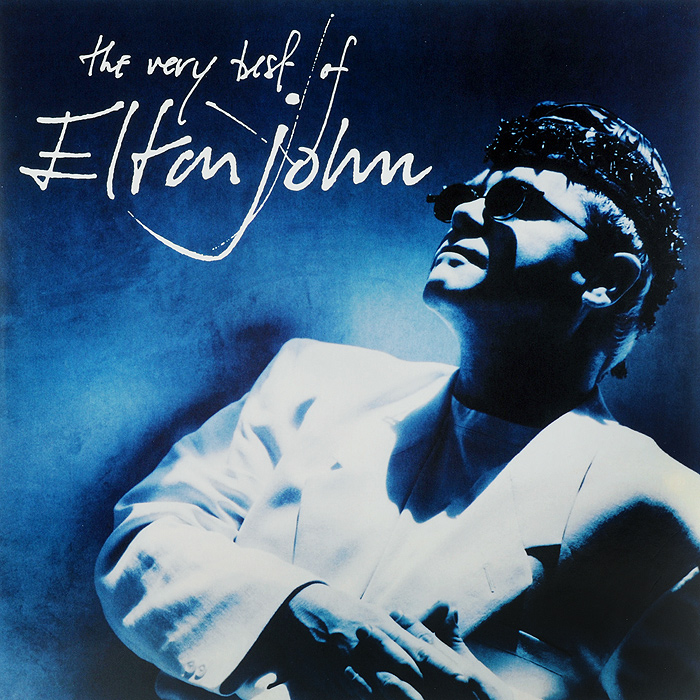 Элтон Джон Elton John. The Very Best Of Elton John (2 LP) элтон джон elton john greatest hits 1970 2002
