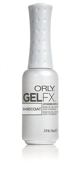 Orly Базовое покрытие под гель-лак Gel FX Basecoat, 9 мл5010777139655Базовое покрытие Gel FX Basecoat маскирует несовершенства ногтей и создает идеальную поверхность для наложения цветного покрытия Gel FX Nail Lacquer.Витамины А, Е и провитамин В5 в его составе обеспечивают уход за ногтями и придают им потрясающий блеск.Способ применения: нанесите тонкий слой базового покрытия, которое содержит витамины, на ногти и поместите их в лампу для полимеризации. Все препараты, входящие в гель-маникюр Gel FX, действуют в комплексе и обеспечивают надлежащее качество нанесения и удаления покрытия.Замена их на аналогичные может привести к ухудшению характеристик покрытия гель-маникюра Gel FX.Товар сертифицирован.