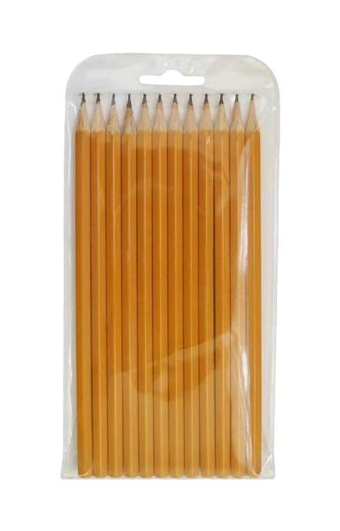 Набор чернографитовых карандашей содержит 12 карандашей средней твердости и предназначен для профессионалов. Карандаши изготовлены из лучших пород дерева, имеют шестигранный корпус. Внутри карандашей - графитовый стержень высокой степени прочности. С карандашами торговой марки Koh-i-Noor Вы всегда можете быть уверены в качестве графических работ.