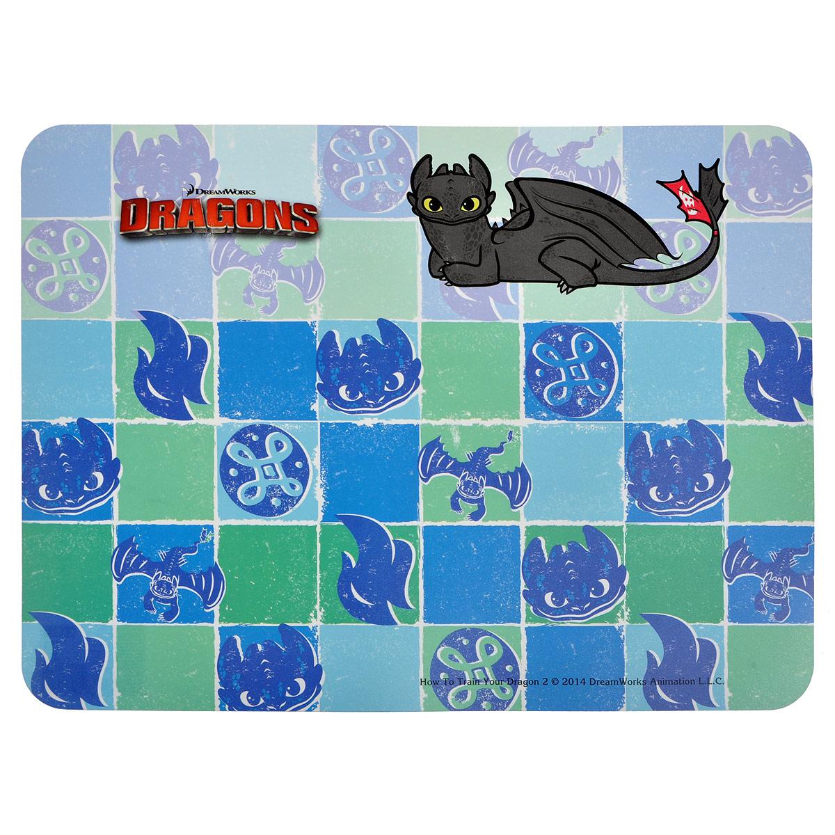 Настольная подкладка для лепки Action! Dragons, 43 см х 32 см54 009312Настольная подкладка Action! Dragons не только обеспечит комфортную работу во время лепки, но и предохранит поверхность рабочего стола от загрязнений и различных повреждений.Она выполнена из плотного пластика и оформлена изображением дракончика. Яркий дизайн подкладки непременно понравится вашему ребенку.