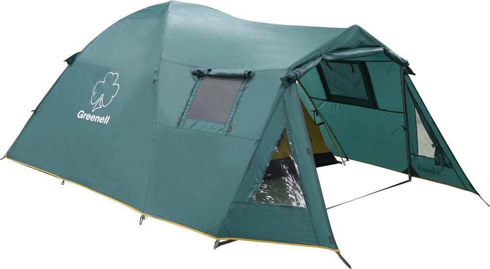 Палатка Greenell Veles 3 v.2 палатка greenell велес 3 v2 green 25493 303 00