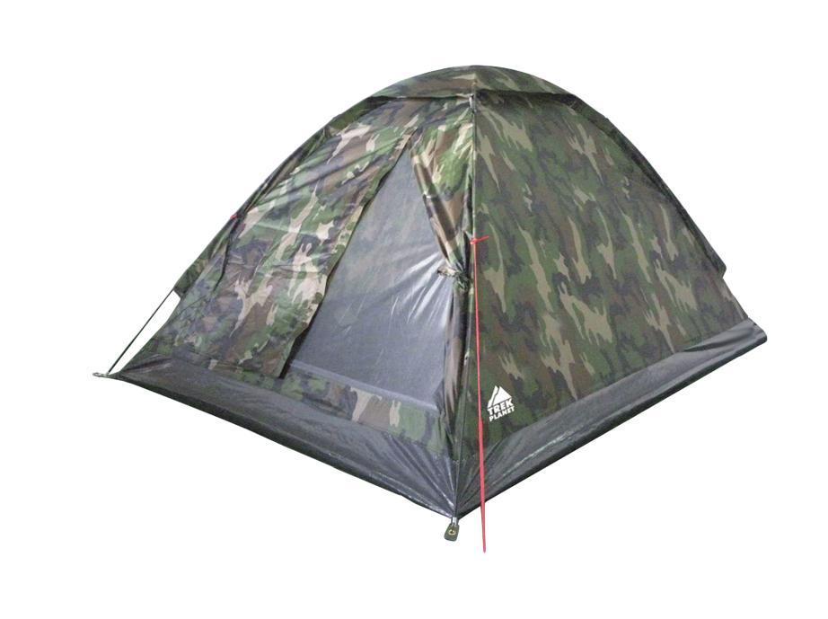 Палатка двухместная TREK PLANET Fisherman 2, цвет: камуфляжKOCAc6009LEDОднослойная двухместная палатка Trek Planet Fisherman 2 станет необходимым атрибутом похода, рыбалки или охоты. Благодаря камуфляжной расцветке, не привлекает лишнего внимания на природе.Особенности модели:Простая и быстрая установка,Тент палатки из полиэстера, с пропиткой PU водостойкостью 1000 мм, надежно защитит от дождя и ветра,Все швы проклеены,Каркас выполнен из прочного стекловолокна,Дно изготовлено из прочного армированного полиэтилена,Москитная сетка на входе в палатку в полный размер двери,Вентиляционное окно сверху палатки не дает скапливаться конденсату на стенках палатки,Внутренние карманы для мелочей,Возможность подвески фонаря в палатке.Для большего комфорта прилагается чехол для хранения с удобной ручкой.