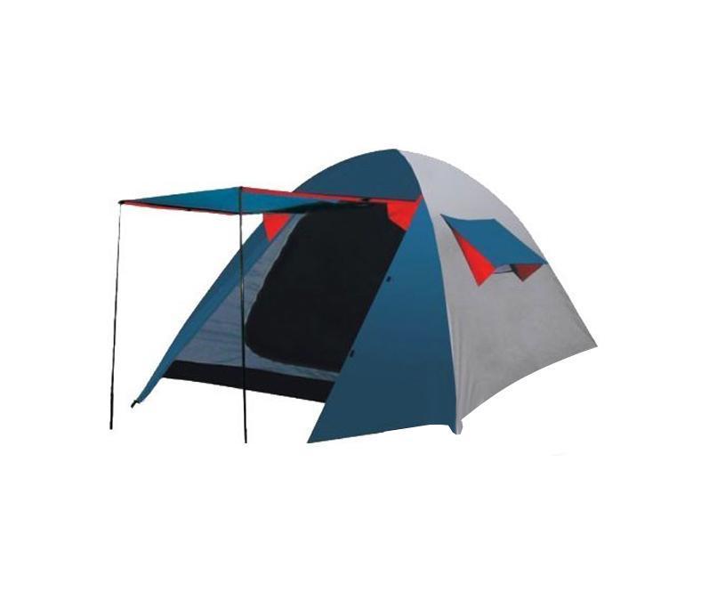 Палатка CANADIAN CAMPER ORIX 2 (цвет royal)30200019Canadian Camper Orix 2 - вместительная кемпинговая палатка с тамбуром, одной спальней на 2 человек и одним входом. Вход палатки защищен от насекомых москитной сеткой. Строение палатки позволяет над входом установить козырек, укрывающий от солнечных лучей. Высокая водостойкость модели позволяет ее использовать даже в сезон дождей. Ткань палатки изготовлена по технологии с усиленным плетением, что в разы повышает ее прочность.