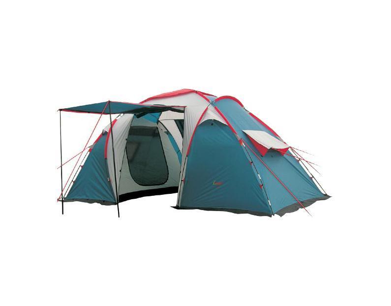 Палатка CANADIAN CAMPER SANA 4 (цвет royal)30400017Палатка Canadian Camper Sana 4 - это отличный вариант для тех, кто предпочитает элитный отдых на природе. К большому центральному тамбуру добавлена дополнительная веранда. Внутри палатки уютно и комфортно даже в ненастную погоду. Тент отлично защищает от влаги, ультрафиолетовых лучей и огня. Противомоскитные сетки не дадут насекомым проникнуть в Ваше жилище.