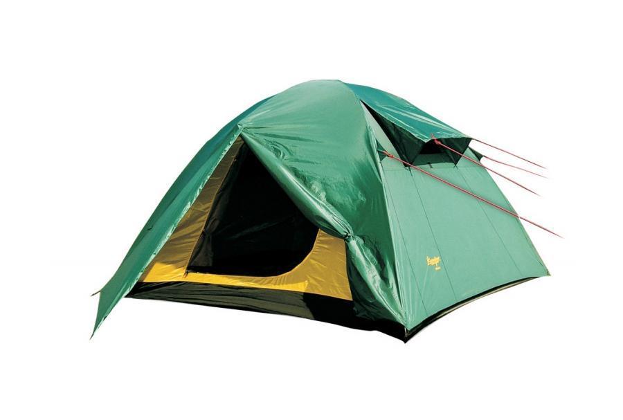 Палатка CANADIAN CAMPER IMPALA 3 (цвет woodland) палатка canadian camper tanga 3 woodland