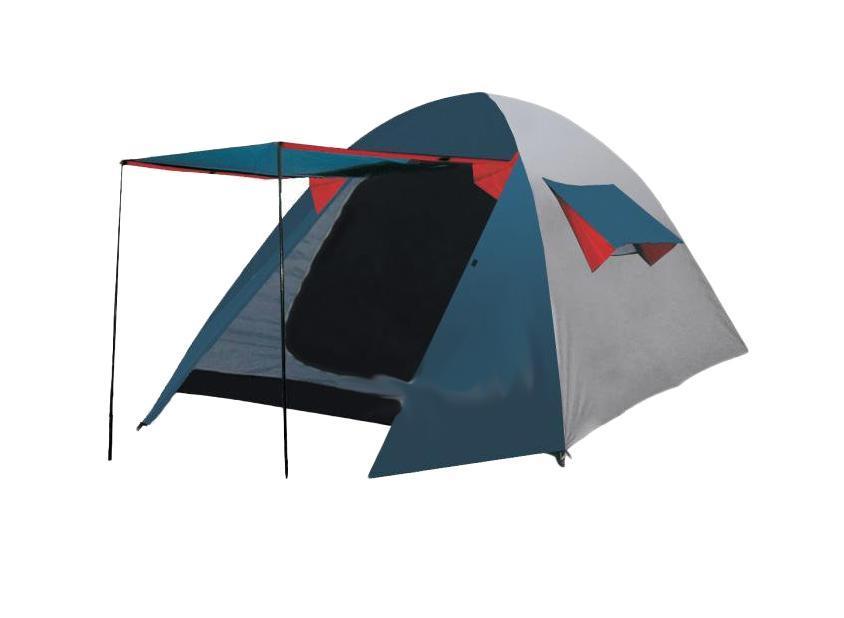 Палатка CANADIAN CAMPER ORIX 3 (цвет royal)30300027Палатка Canadian Camper Orix 3 подойдет для выездов на природу. Два входа и вентиляционные окна обеспечат отличную циркуляцию свежего воздуха. Материал спальни – «дышащий» полиэстер. Можно установить козырек над входом.