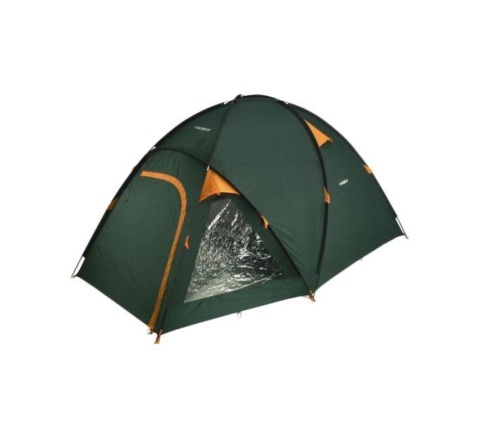 Палатка Husky Bigless 5 Dark Green палатка husky boston 8 dark green цвет темно зеленый