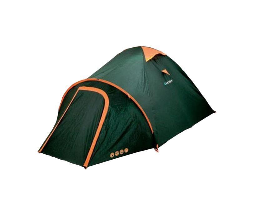 Палатка Husky Bizon 3 Dark Green