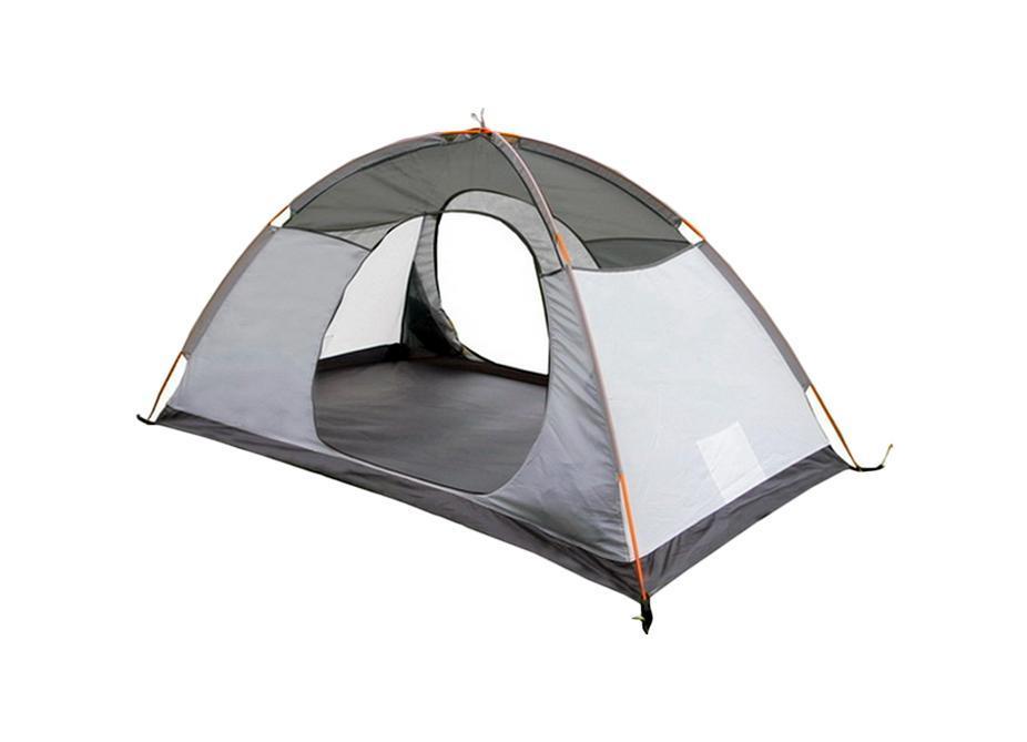 Палатка KingCamp Explore 2, цвет: зеленыйKT3046Двухместная палатка Explore 2 отлично подойдет для путешествий. Палатка имеет два входа и два тамбура. Просторная палатка пригодна для скалолазания, высокогорных восхождений и пеших походов. В комплект входят стойки из алюминия - 2 шт., 12 колышков из стали, 6 строп для укрепленной растяжки, противомоскитная сетка.Палатка упакована в чехол с удобной ручкой для переноски. Характеристики: Количество мест: 2. Размер палатки: 125 см + 60 см x 210 см х 110 см. Размер дна палатки: 210 см х 120 см.Материал внешнего тента: полиэстер 185T с полиуретано-силиконовым покрытием. Материал внутреннего тента: полиэстер 180T. Материал пола: 150D нейлон Oxford с PU покрытием 5000 мм. Вес: 2200 г. Артикул:КТ3046. Производитель: Китай.