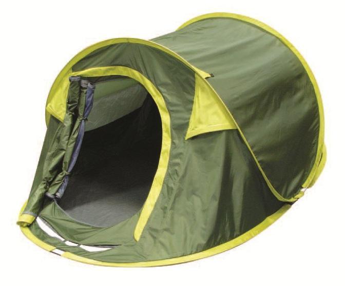Палатка двухместная Trek Planet Moment Plus 2, цвет: темно-зеленый, светло-зеленый1301210Двухслойная двухместная палатка Trek Planet Moment Plus 2, мгновенно устанавливается!Особенности модели:Мгновенная установка;Тент палатки из полиэстера, с пропиткой PU водостойкостью 1000 мм, надежно защитит от дождя и ветра;Все швы проклеены;Внутренняя палатка, выполненная из дышащего полиэстера, обеспечивает вентиляцию помещения и позволяет конденсату испаряться, не проникая внутрь палатки;Москитная сетка на входе в спальное отделение в полный размер двери;Каркас выполнен из прочного стекловолокна;Дно изготовлено из прочного армированного полиэтилена;Вентиляционное клапана по периметру палатки не дают скапливаться конденсату на стенках палатки;Внутренние карманы для мелочей;Для удобства транспортировки и хранения предусмотрен чехол с двумя ручками, закрывающийся на застежку-молнию.Размер в сложенном виде: 80 см х 20 см х 10 см.