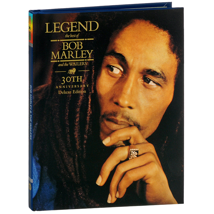 Боб Марли,The Wailers Bob Marley & The Wailers. Legend. 30 Th Anniversary. Deluxe Edition (CD + Blu-Ray Audio) купить