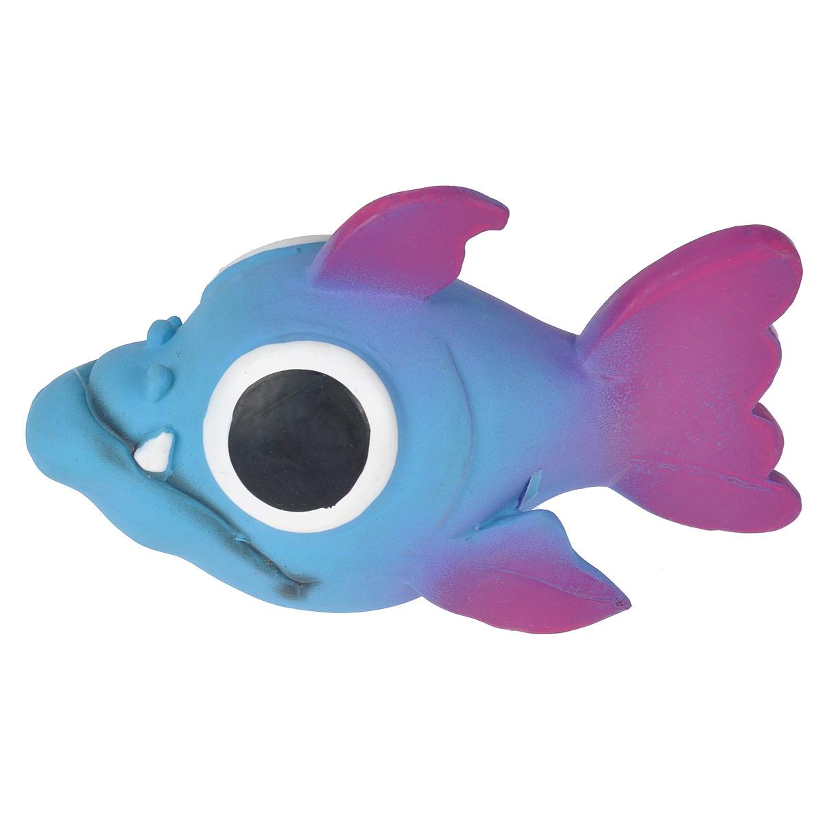 Игрушка для собак I.P.T.S. Рыбка0120710Игрушки для собак I.P.T.S. Рыбка изготовлена излатекса. Предназначена для игр с собаками разных возрастов. Такая игрушка привлечет внимание вашего любимца и не оставит его равнодушным. Длина: 14 см.