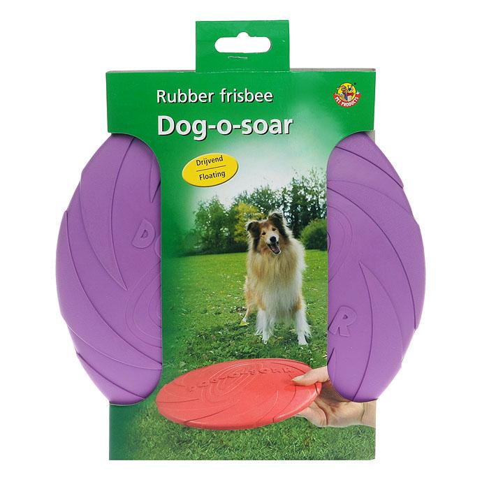 Игрушка для собак I.P.T.S. Фрисби, цвет: сиреневый, диаметр 22 см12171996Игрушка I.P.T.S. Фрисби, выполненная из резины, отлично подойдет для совместных игр хозяина и собаки. В отличие от пластиковых, такая Фрисбине образует острых зазубрин и трещин, способных повредить десны питомца. Совместные игры укрепляют взаимоотношение и понимание. Давая новую игрушку вашему питомцу, не оставляйте животное без присмотра, не убедившись, что собака не может разгрызть данную игрушку. Диаметр: 22 см.