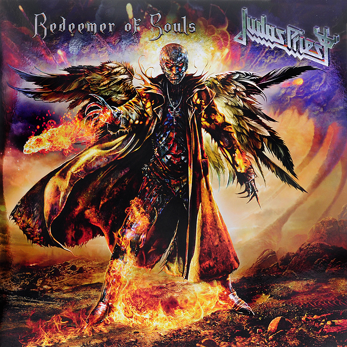 Judas Priest Judas Priest. Redeemer Of Souls (2 LP) riggs r library of souls