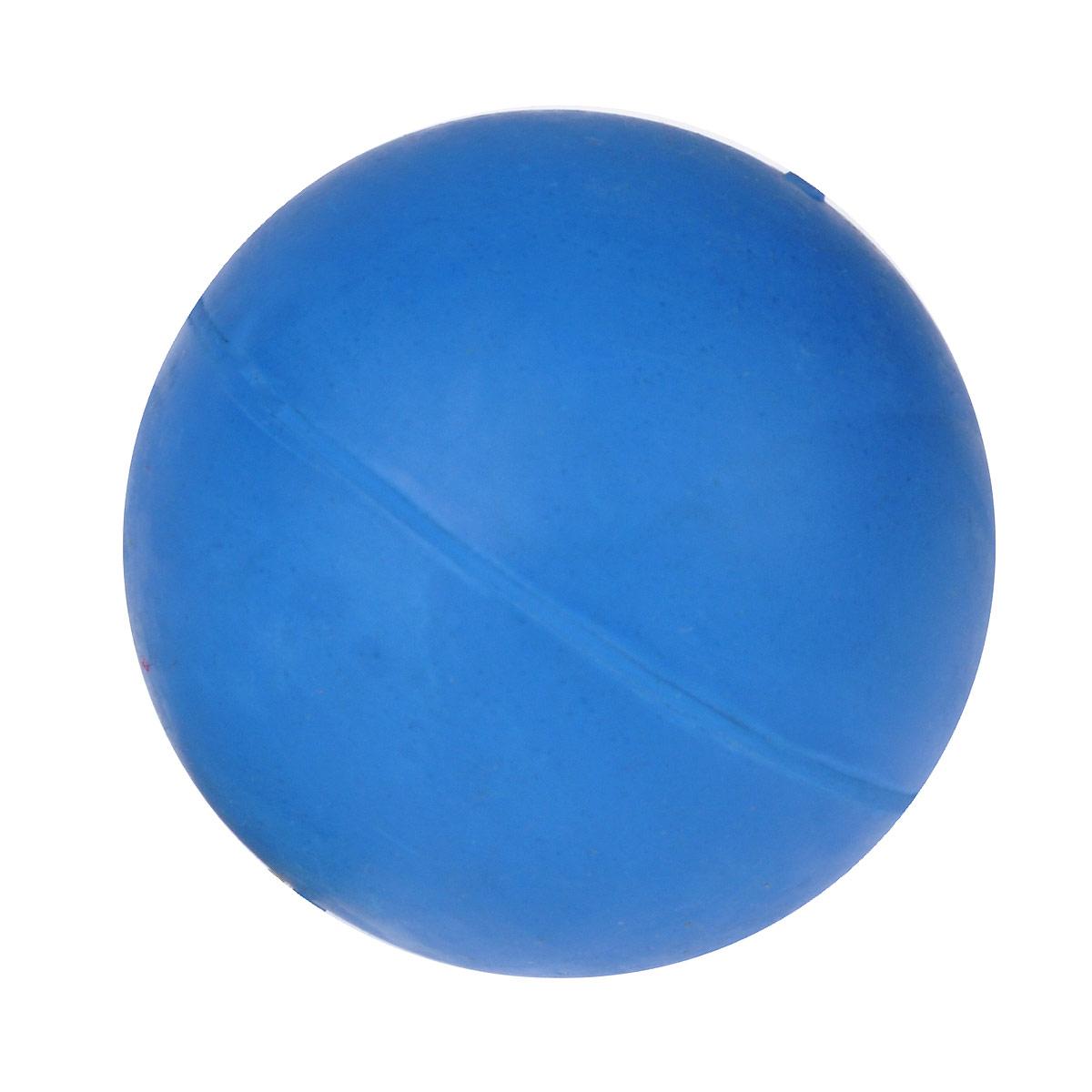 Игрушка для собак Beeztees Мяч, цвет: синий, диаметр 7,5 см0120710Игрушка для собак Beeztees Мяч изготовлена из прочной цветной литой резины. Предназначена для игр с собакой любого возраста. Такая игрушка привлечет внимание вашего любимца и не оставит его равнодушным. Диаметр: 7,5 см.