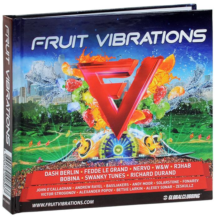 Zakazat.ru Fruit Vibrations (3 CD)