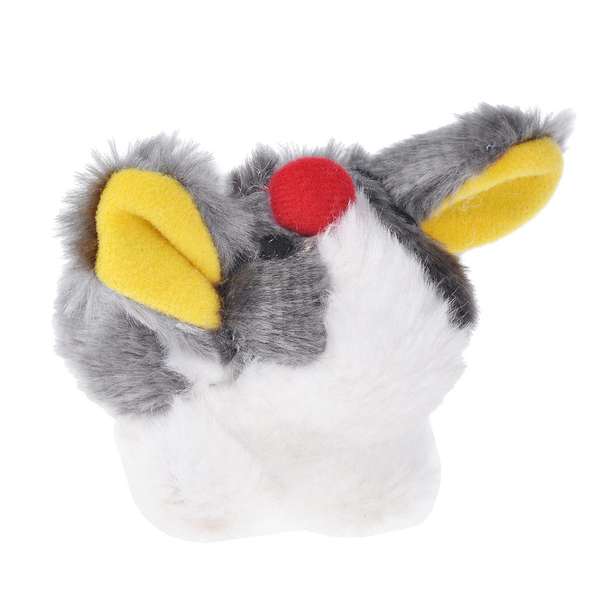 Игрушка для кошек I.P.T.S. Кролик вибрирующий12171996Игрушка для кошек I.P.T.S. Кролик вибрирующий изготовлена из мягкого плюша. Игрушка вибрирует, создавая дополнительные движения и звуковые эффекты. Предназначена для активных игр с кошкой.