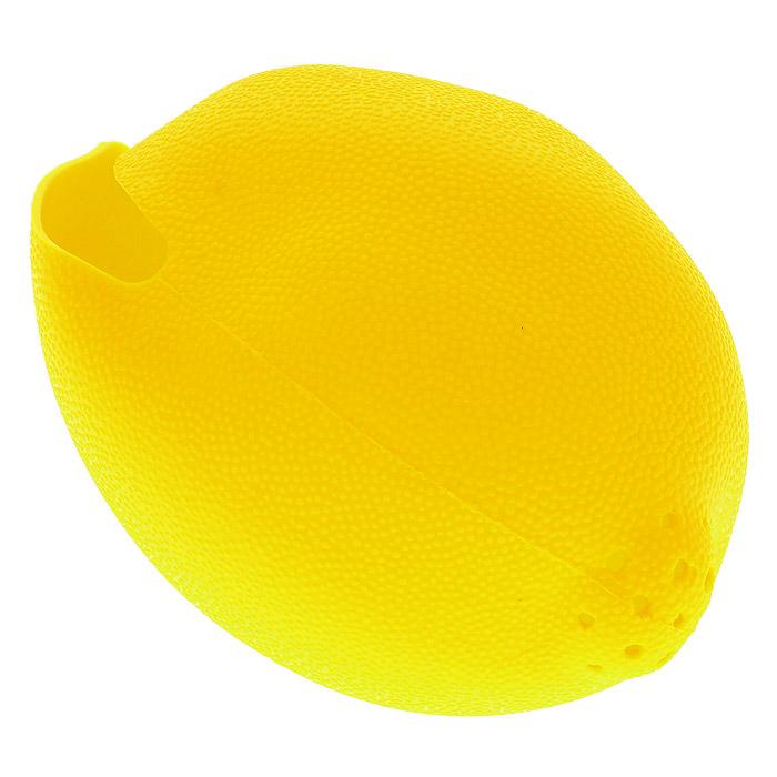 Соковыжималка для цитрусовых ЛимонMT-1950Соковыжималка Лимон специально предназначена для лимонов, лаймов и апельсинов. Изделие выполнено из силикона в виде лимона. Специальные отверстия задерживает косточки и мякоть, пропуская в стакан только сок. Соковыжималка для цитрусовых поможет вам всегда иметь в стакане только свежий сок. Можно мыть в посудомоечной машине.
