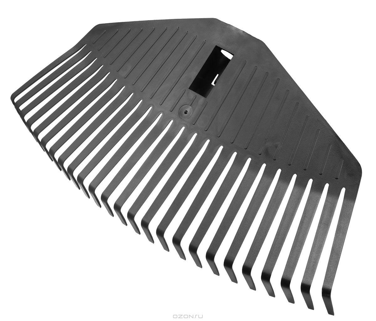 Насадка на грабли Fiskars для листьев, веерная, ширина 41,5 см. 135024K100Многофункциональные грабли Fiskars для листьев, предназначенные для работ на небольших площадях, вокруг деревьев или под кустарниками. Ширина насадки позволяет работать граблями за считанные секунды. Так что при наступлении осеннего листопада, вы можете очистить ваш газон за считанные мгновенья.Подходят для небольших поверхностей, вокруг деревьев, под кустарниками.Подходят для неровных поверхностей.