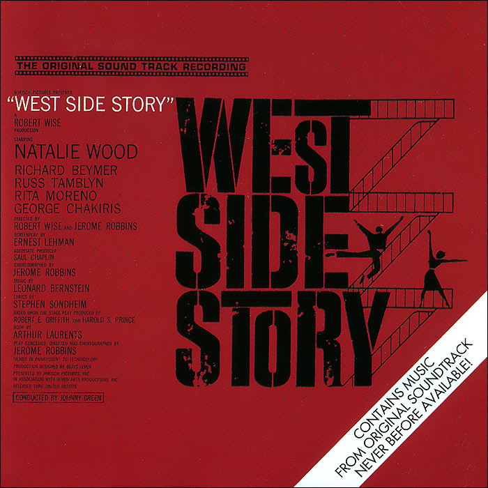 West Side Story. Original Soundtrack northwest sinfonia рэнди миллер the soong sisters original motion picture soundtrack