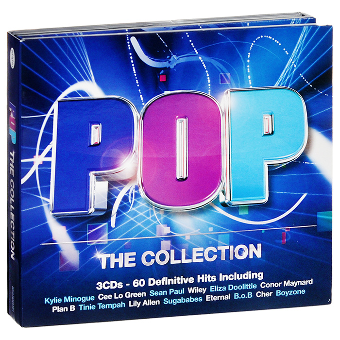 Pop The Collection (3 CD) Rhino
