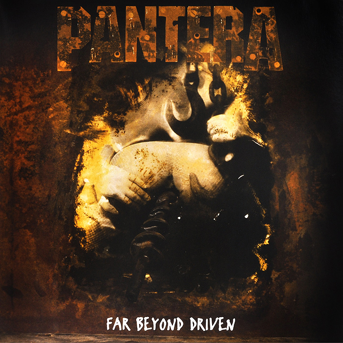 Pantera Pantera: Far Beyong Driven (2 LP)